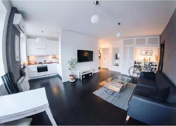 Объединение пространства в квартире, ПРОФ БТИ