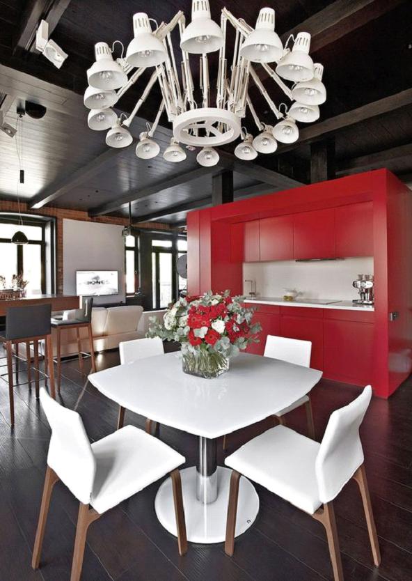 Объединение кухни с жилой комнатой «ПРОФ БТИ»