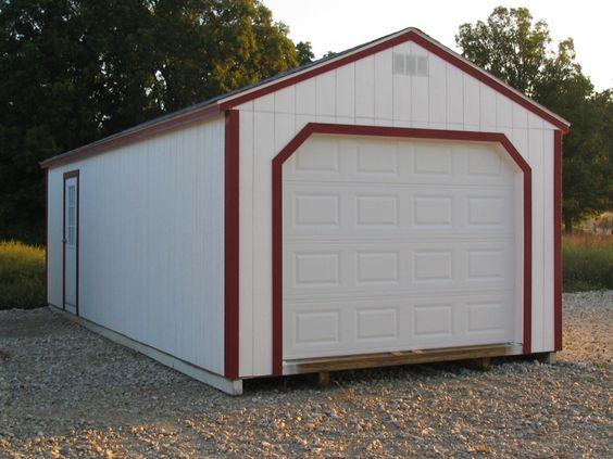 Металлический  гараж и что с ним делать, «ПРОФ БТИ»