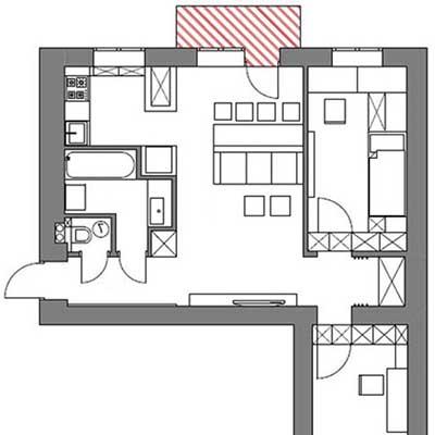 Как провести реконструкцию в квартире?
